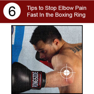 elbow pain boxing