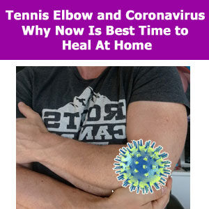 tennis elbow corona virus